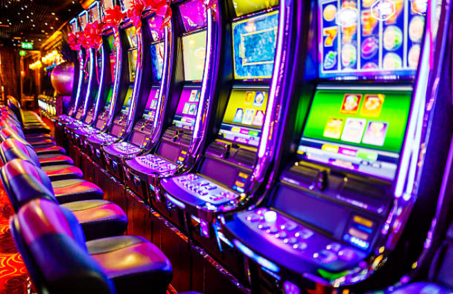 online casino machines